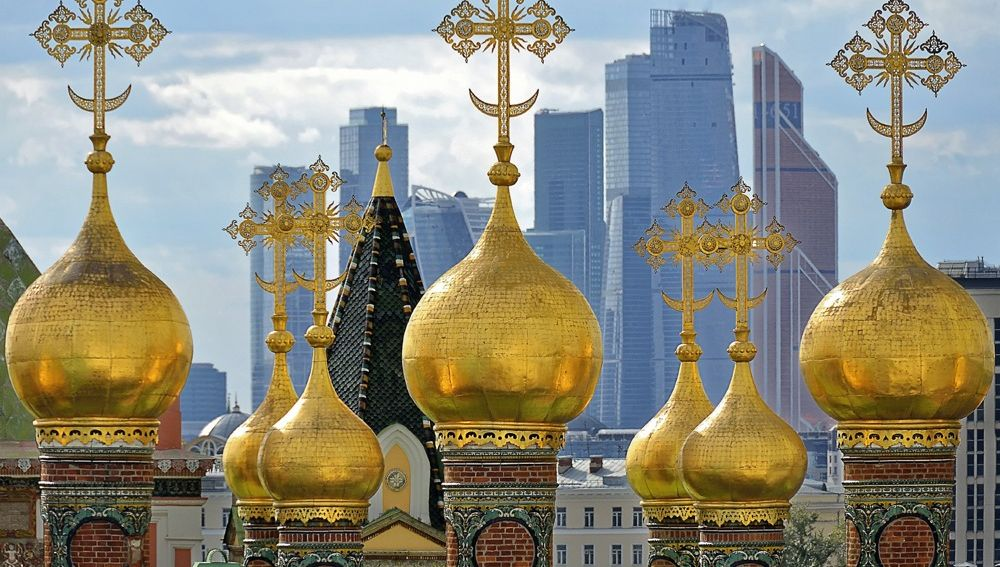 Visitar Rusia