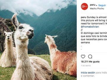 Machu Picchu. Lo más instagrameable de #Perú
