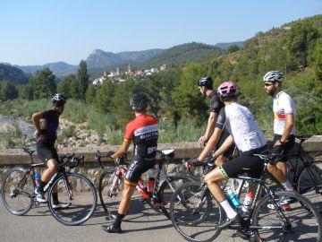 Cicloturismo. Rutas Castellón de la Plana