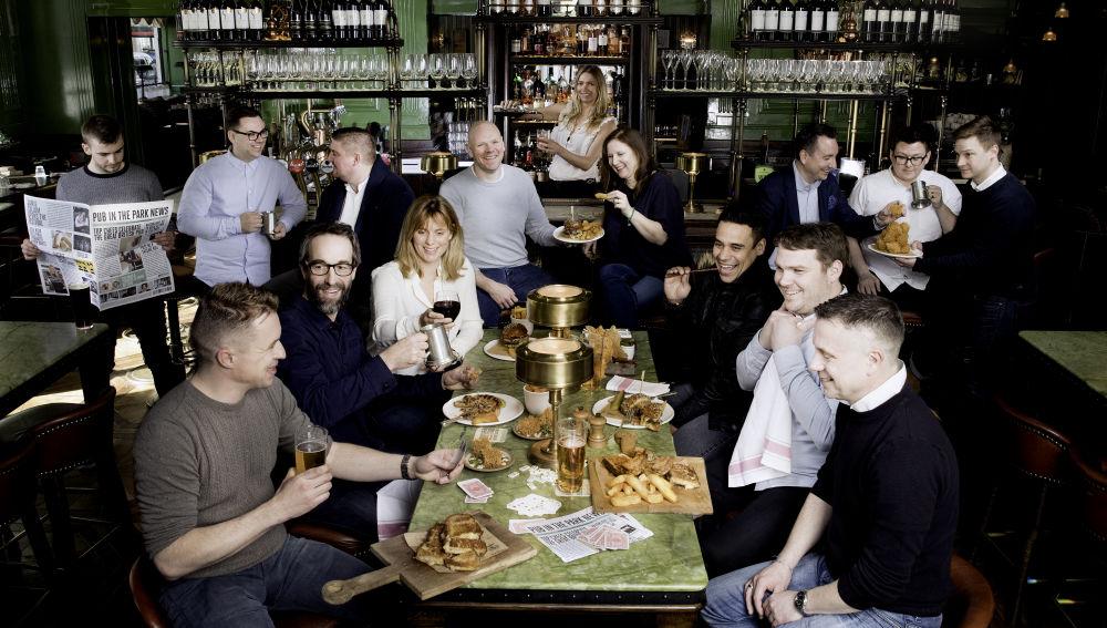 Chefs. The Great British Pub