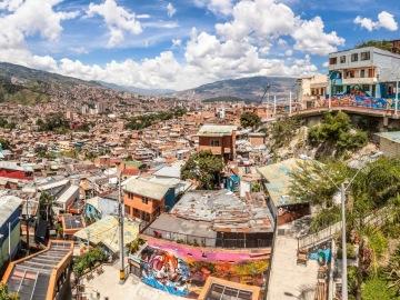 Comuna 13. Medellín