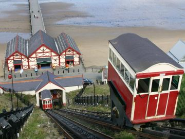 Saltburn Cliff Lift