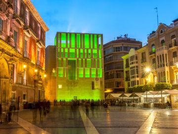 Edificio Moneo. Murcia