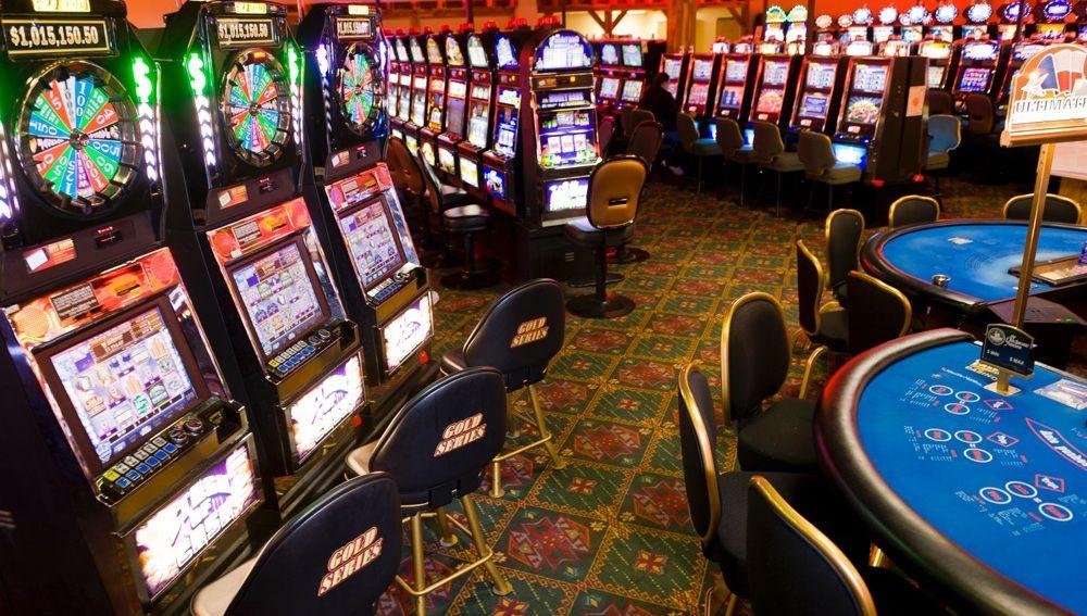 Casinos espectaculares