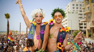 Semana del Orgullo. Tel Aviv